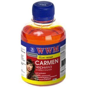 Чорнило (200г) WWM CANON UNIVERSAL CARMEN Yellow (CU/Y)