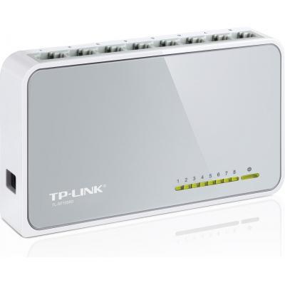 Комутатор мережевий TP-Link TL-SF1008D