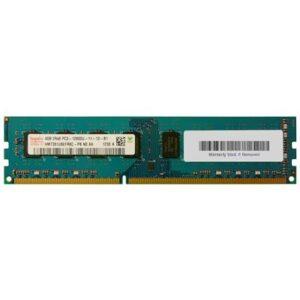 Модуль пам'яті для комп'ютера DDR3 4GB 1600 MHz Hynix (HMT351U6EFR8C-PB)