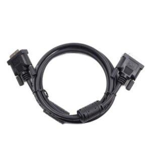 Кабель мультимедійний DVI to DVI 24+1pin, 1.8m Cablexpert (CC-DVI2-BK-6)