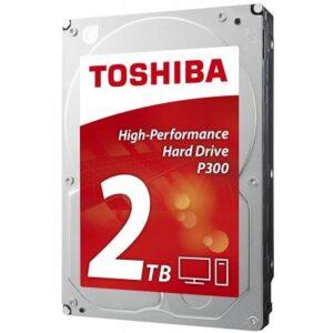 Жорсткий диск 3.5″ 2TB TOSHIBA (HDWD120UZSVA)