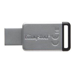 USB флеш накопичувач Kingston 128GB DT50 USB 3.1 (DT50/128GB)