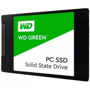 Накопичувач SSD 2.5″ 240GB Western Digital (WDS240G2G0A)