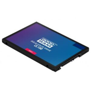 Накопичувач SSD 2.5″ 240GB GOODRAM (SSDPR-CL100-240-G2)