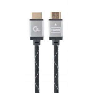 Кабель мультимедійний HDMI to HDMI 3.0m Cablexpert (CCB-HDMIL-3M)