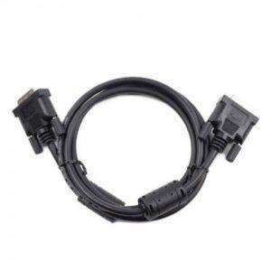 Кабель мультимедійний DVI to DVI 24+1pin, 3.0m Cablexpert (CC-DVI2-BK-10)