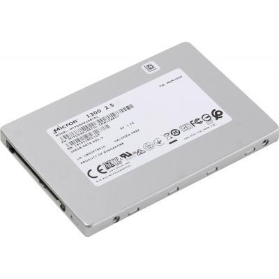 """Накопичувач SSD MICRON 2.5"""" 256GB (MTFDDAK256TDL-1AW1ZABYY)"""