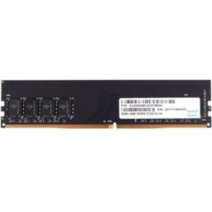 Модуль пам'яті для комп'ютера DDR4 8GB 2400 MHz Apacer (EL.08G2T.GFH)