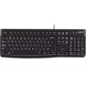Клавіатура Logitech K120 Ru (920-002522)