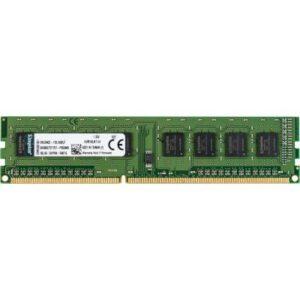 Модуль пам'яті для комп'ютера DDR3L 4GB 1600 MHz Kingston (KVR16LN11/4)