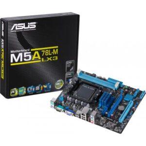 Материнська плата ASUS M5A78L-M LX3