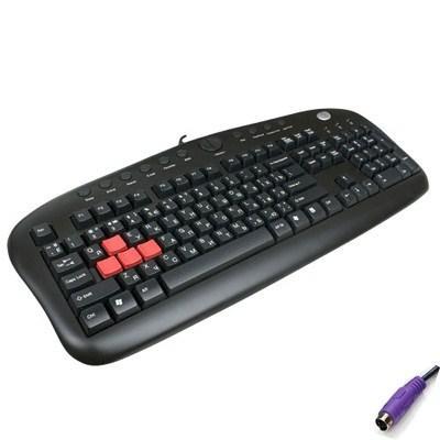 Клавіатура A4tech KB-28G-PS/2