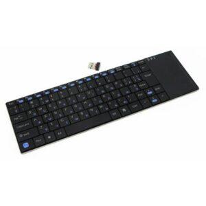 Клавіатура бездротова GEMBIRD KB-P4-UA