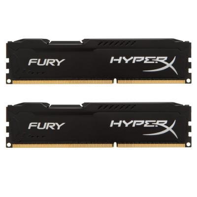 1600 MHz HyperX Fury Black