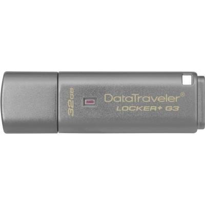 DataTraveler Locker+ G3 USB 3.0 (DTLPG3/32GB)