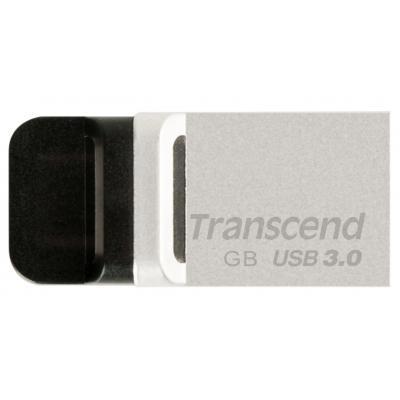 OTG 880 Metal Silver USB 3.0 (TS32GJF880S)