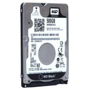 Жорсткий диск для ноутбука 2.5″ 500GB Western Digital (WD5000LPLX)
