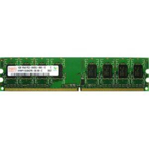 Модуль пам'яті ОЗУ для комп'ютера DDR2 1GB 800 MHz Hynix (HYMP112U64CP8-S6)