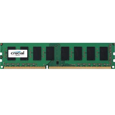 Модуль пам'яті MICRON для комп'ютера DDR3L 4GB 1866 MHz MICRON (CT51264BD186DJ)
