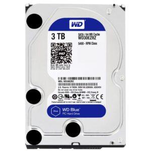Жорсткий диск 3.5″ 3TB Western Digital (WD30EZRZ)