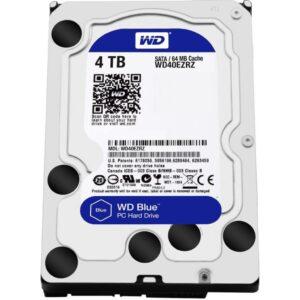 Жорсткий диск 3.5″ 4TB Western Digital (WD40EZRZ)