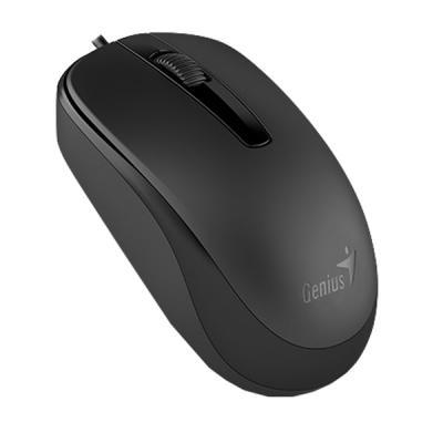 Мишка Genius DX-120 USB Black (31010105100)