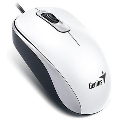 Мишка Genius DX-110 USB White (31010116102)