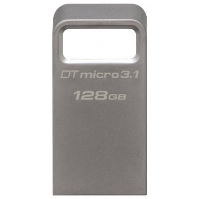 USB флеш накопичувач Kingston 128GB DT Micro 3.1 USB 3.1 (DTMC3/128GB)