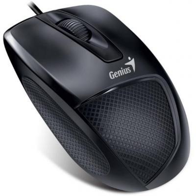Мишка Genius DX-150X USB Black (31010231100)