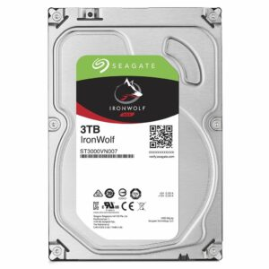 Жорсткий диск 3.5″ 3TB Seagate (ST3000VN007)