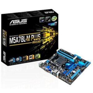 Материнська плата ASUS M5A78L-M PLUS/USB3