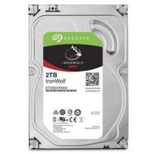 Жорсткий диск 3.5″ 2TB Seagate (ST2000VN004)