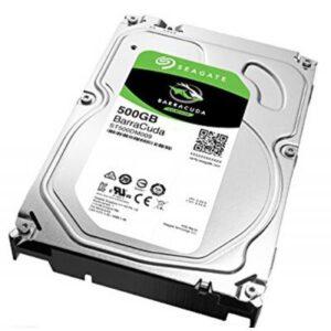 Жорсткий диск 3.5″  500Gb Seagate (ST500DM009)