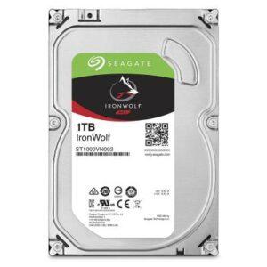 Жорсткий диск 3.5″ 1TB Seagate (ST1000VN002)