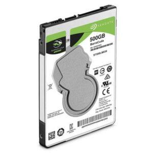 Жорсткий диск для ноутбука 2.5″ 500GB Seagate (ST500LM030)
