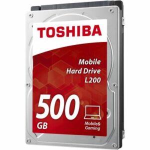 Жорсткий диск для ноутбука 2.5″ 500GB TOSHIBA (HDWK105UZSVA)