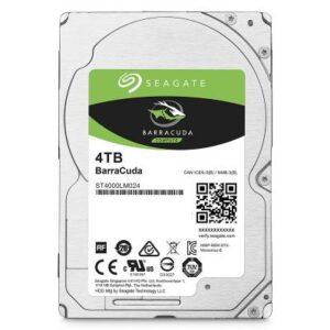 Жорсткий диск для ноутбука 2.5″ 4TB Seagate (ST4000LM024)