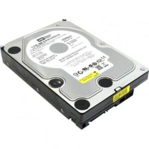 Жорсткий диск 3.5″  320Gb Western Digital (# WD3200AAJS #)