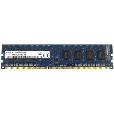 Модуль пам'яті (оперативна пам'ять) для комп'ютера DDR3 4GB 1600 MHz Hynix (HMT451U6BFR8C-PB)