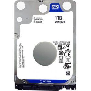 Жорсткий диск для ноутбука 2.5″ 1TB Western Digital (WD10SPZX)