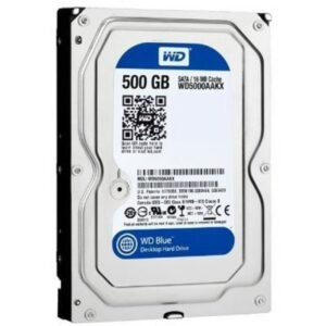 Жорсткий диск 3.5″  500Gb Western Digital (#WD5000AAKX-FR#)