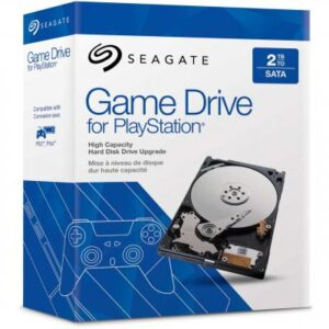 Жорсткий диск для ноутбука 2.5″ 2TB Game Drive for PlayStation Seagate (STBD2000103)