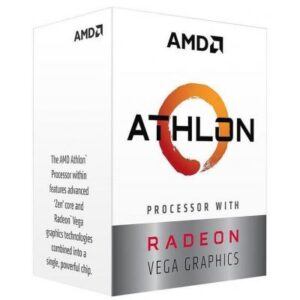 Процесор AMD Athlon ™ 200GE (YD200GC6FBBOX)