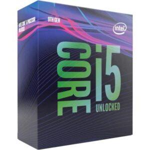Процесор INTEL Core™ i5 9600K (BX80684I59600K)