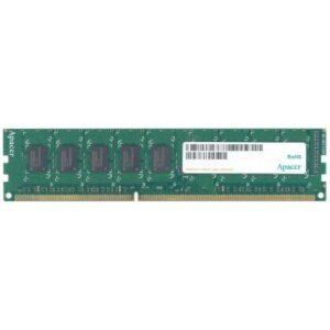 Модуль пам'яті для комп'ютера DDR3L 8GB 1600 MHz Apacer (AU08GFA60CATBGJ)