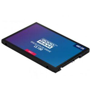 Накопичувач SSD 2.5″ 480GB GOODRAM (SSDPR-CL100-480-G2)