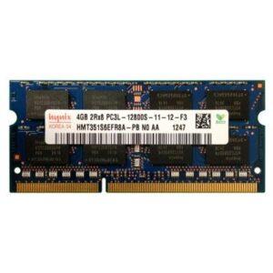 Модуль пам'яті для ноутбука SoDIMM DDR3L 4GB 1600 MHz Hynix (HMT351S6EFR8A-PB)