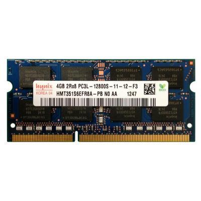 SoDIMM DDR3L 4GB 1600 MHz Hynix (HMT351S6EFR8A-PB)