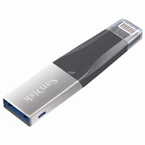 USB флеш накопичувач SANDISK 256GB iXpand Mini USB 3.0 /Lightning (SDIX40N-256G-GN6NE)