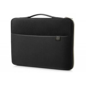 Сумка для ноутбука HP HP 15.6″ Carry Sleeve Black/Go (3XD35AA)